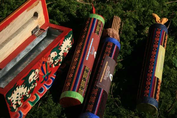 Himalaya Aromatherapie aus Bhutan